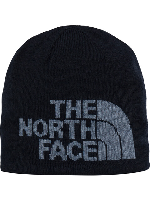The North Face Highline Beanie TNF Black/TNF Medium Grey Heather